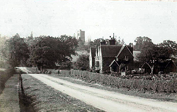54 to 57 School Lane about 1900 [X21/756/12]